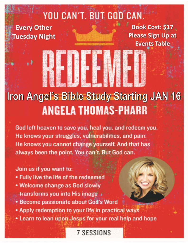 Iron Angels Bible Study @ Freedom Biker Church Fayetteville  | Fayetteville | North Carolina | United States